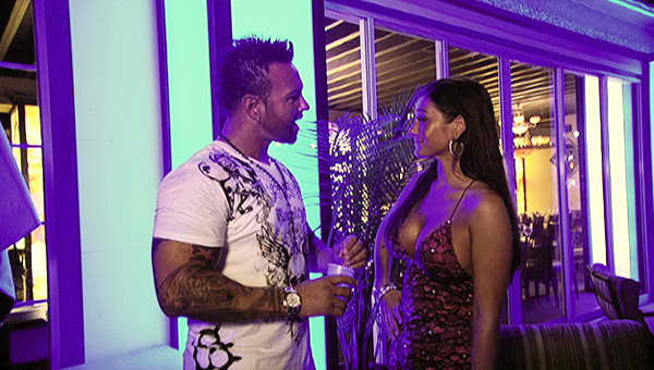 JWoww and Roger Talk