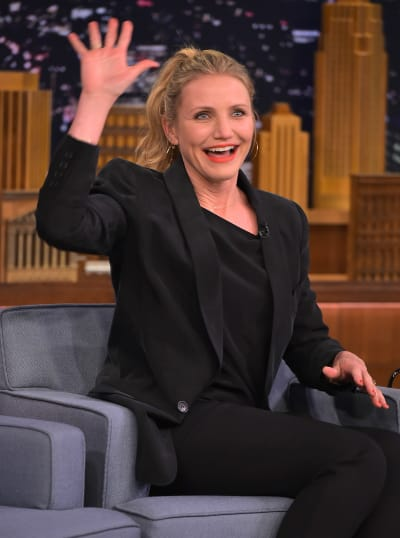 Cameron Diaz Gives Birth to First Child, Was Apparently ...Cameron Diaz Pregnant Age