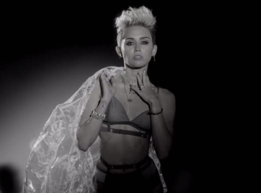 Miley Cyrus Music Video Pic