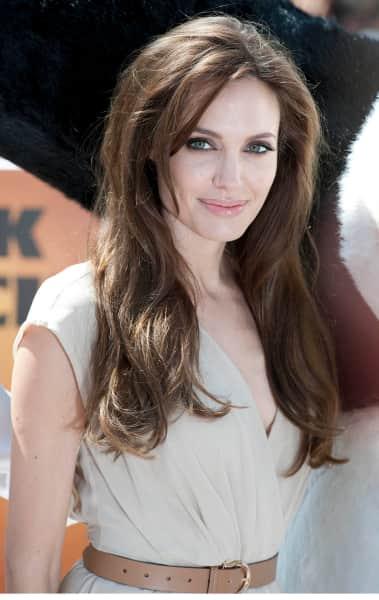 Angelina the Goddess