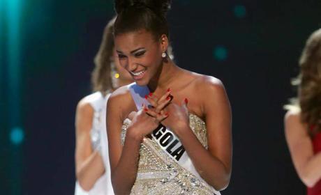 Leila Lopes, Miss Universe 2011