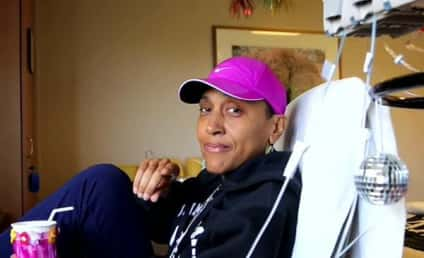 Robin Roberts Sends Hospital Message of Hope, Gratitude
