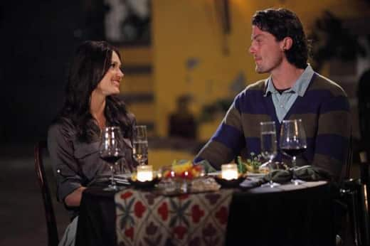 Desiree Hartsock and Brooks Forester Pic