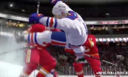 NHL 94 Anniversary Trailer: This is Really Happening!