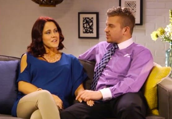 Nathan Griffith and Jenelle