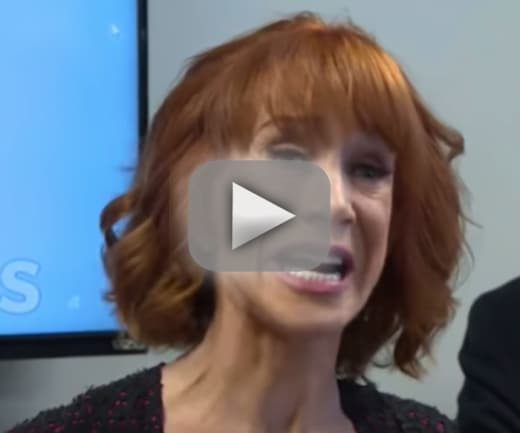 Kathy griffin donald trump is ruining my life