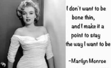Amber Portwood Marilyn Monroe Meme