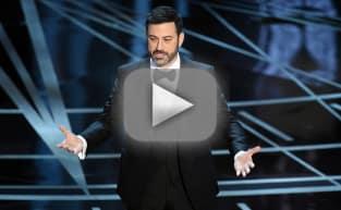 Jimmy Kimmel Monologue: Down with Donald Trump, Matt Damon AND Meryl Streep