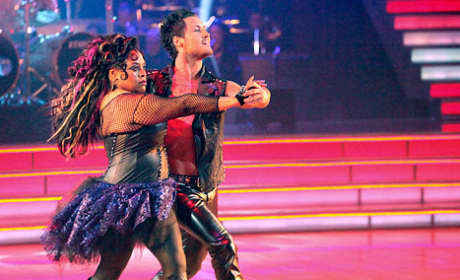 Sherri Shepherd on Dancing With the Stars