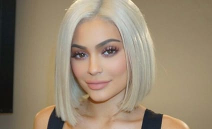 Kylie Jenner Goes Blonde, Looks... Sort of Good?