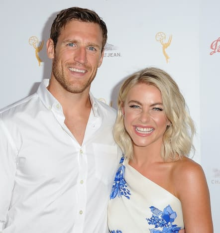 Julianne Hough and Brooks Laich in 2015