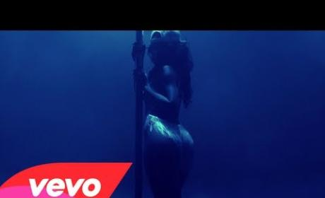 "What do you think of Rihanna's ""Pour It Up"" video?"