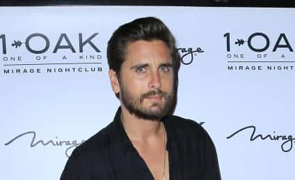 Scott Disick & Chris Brown: We're Sober Buddies!