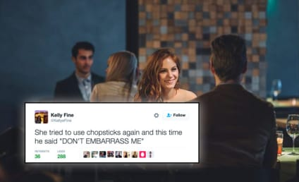 Woman Live-Tweets Worst Dinner Date in Human History