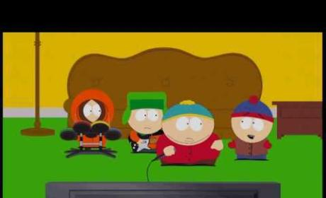 South Park Does Lady Gaga
