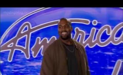 American Idol Teaser: Is That Kanye West?!?