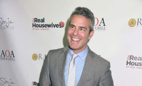 Andy Cohen: Real Housewives of New York City Viewing Party