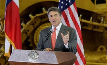 Rick Perry Will Not Seek Re-Election as Texas Governor