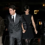 Katie Holmes and Tom Cruise Pic