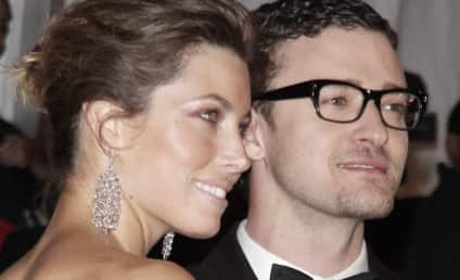 Jessica Biel Debuts Engagement Ring From Justin Timberlake
