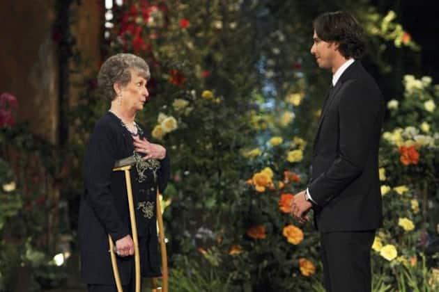Ben and the Grandma