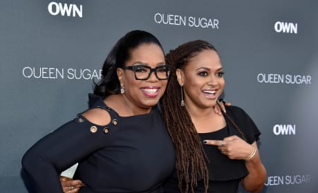 Check Out, Oprah!
