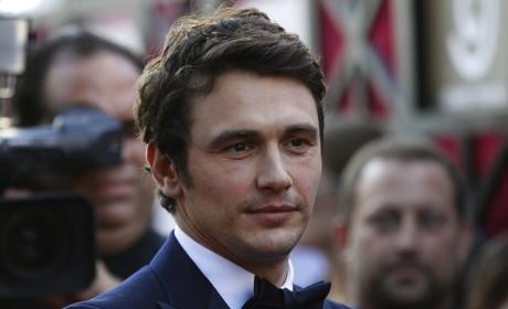 Would James Franco be a good Christian Grey?
