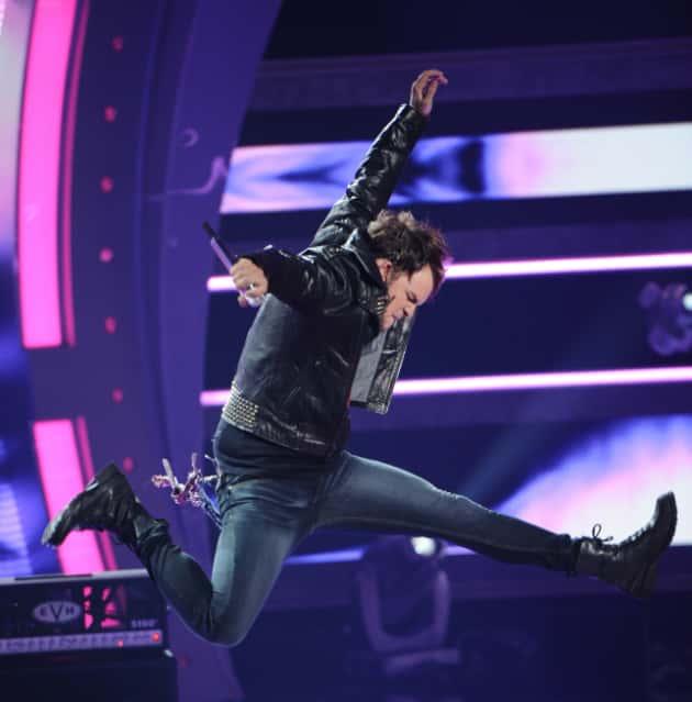 Jumping James