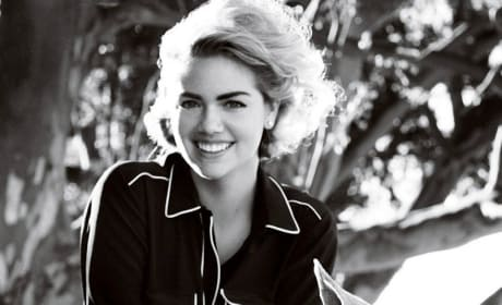 Kate Upton Vogue Photo
