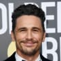 James Franco Golden Globes Photo