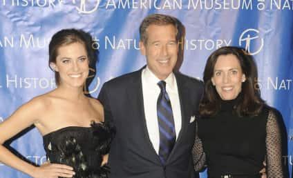 Allison Williams Talks Brian Williams Scandal: We Want Him Back on TV!