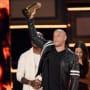 Vin Diesel at MTV Awards