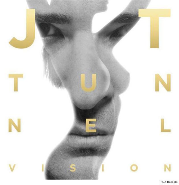Justin Timberlake Single Art