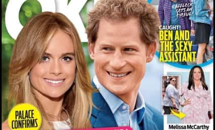 Prince Harry and Cressida Bonas: Engaged!?