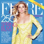 Emily VanCamp Flare Cover
