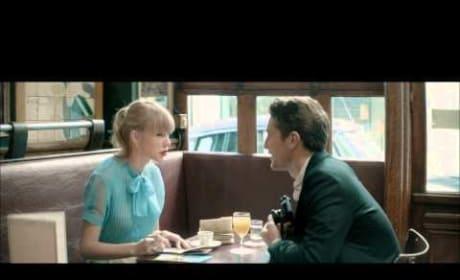 "Taylor Swift - ""Begin Again"" (Music Video)"