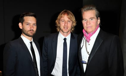 Val Kilmer Emerges Looking Gaunt After Life-Saving Surgery