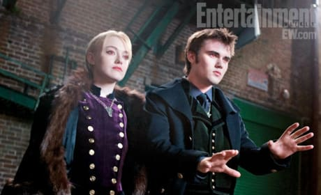 Dakota Fanning in Breaking Dawn Part II