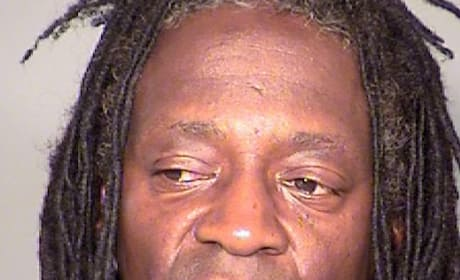 Flavor Flav Booking Photo