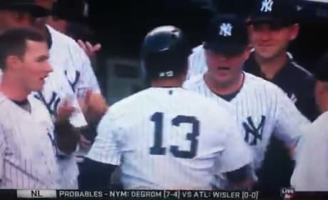 Alex Rodriguez Joins 3,000 Hit Club... with a Home Run!