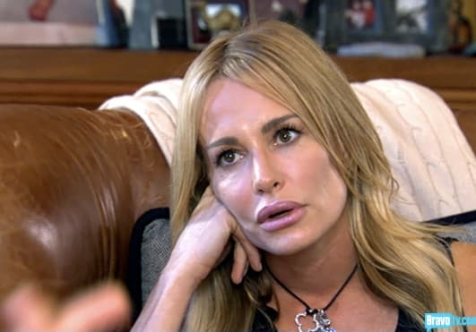 Taylor Armstrong's Lips