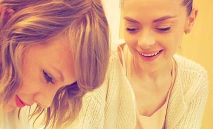 Taylor Swift Meets Godchild: See the Precious Photo!