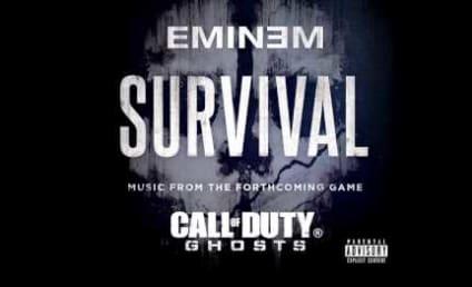 "Eminem ""Survival"" Single Drops, Introduces Liz Rodrigues"
