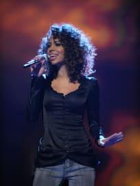 Michelle Delamor Audition