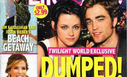 Cover Clash: Robert Pattinson Dumps Kristen Stewart! Also Wants to Marry Her!