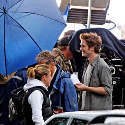 Pleased Pattinson