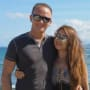 Josh and aika beach pic