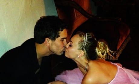 Kaley Cuoco, Ryan Sweeting Married