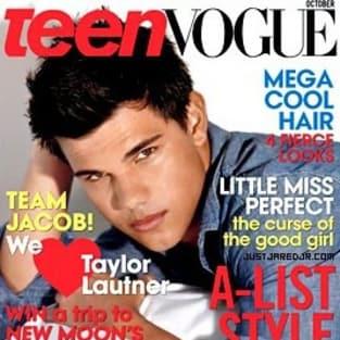 Teen Vogue Cover Boy