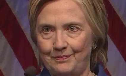 Hillary Speaks on 2016 Election Loss: I'm Never Leaving the House!